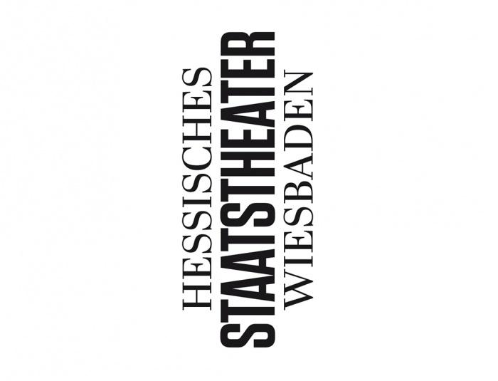 Hessisches Staatstheater Wiesbaden mit neuem Erscheinungsbild