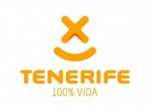Teneriffa Logo – Tenerife Logo – 100% Vida