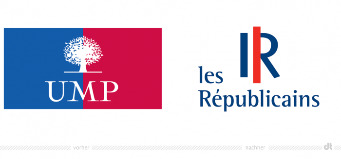 UMP Les Republicains Logo