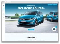 Volkswagen – Der neue Touran
