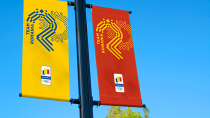 Romanian Olympic and Sports Committee – Flags