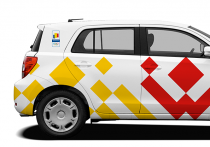 Romanian Olympic and Sports Committee – Livery