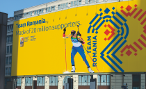 Romanian Olympic and Sports Committee – Banner