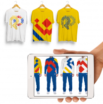 Romanian Olympic and Sports Committee – Uniforms