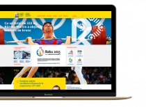 Romanian Olympic and Sports Committee – Website
