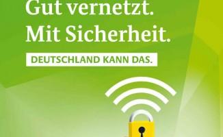 Deutschland kann das. Gut vernetzt. Mit Sicherheit.