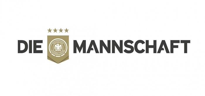 DFB – Die Mannschaft Wortbildmarke