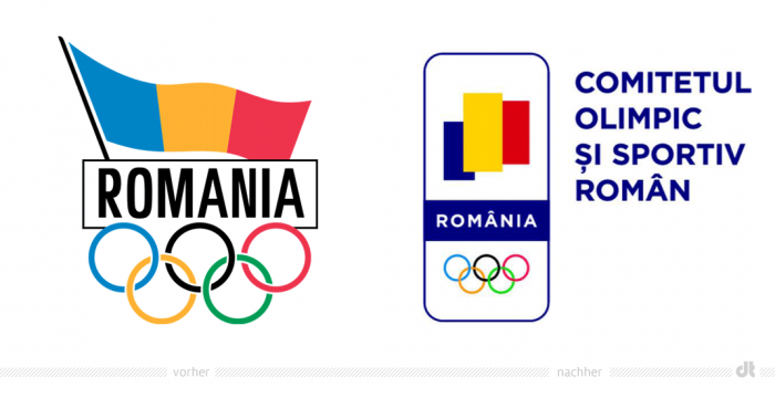 Romanian Olympic and Sports Committee – Logos
