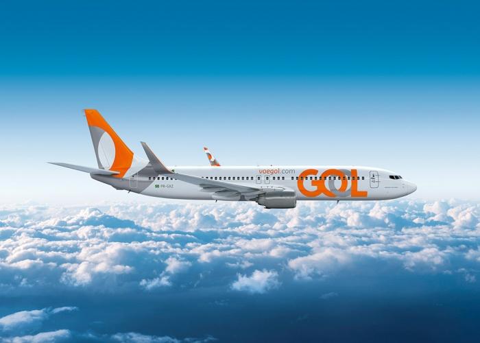 Redesign bei brasilianischer Airline GOL