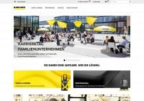 Kärcher Website