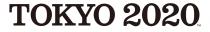 Tokyo 2020 wordmark