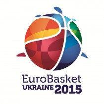 EuroBasket 2015 Logo (Ukraine)