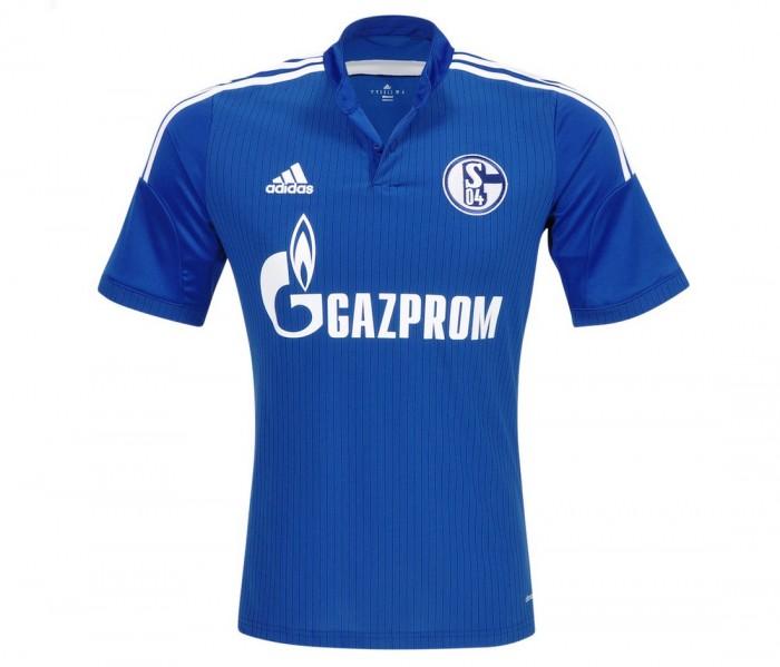 Heimtrikot 2015/2016 FC Schalke 04