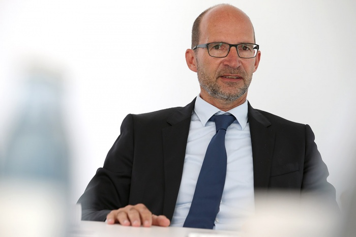 Klaus Bischoff, Leiter Design Volkswagen Quelle: Volkswagen AG