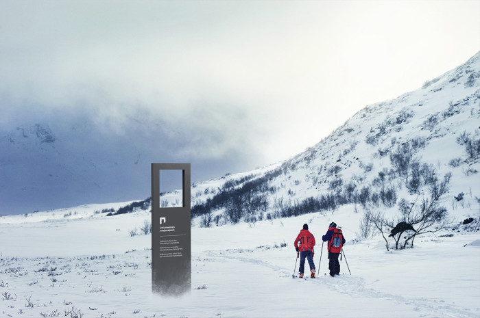 Norges Nasjonalparker Design (2015)