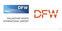 DFW Logo – vorher und nachher