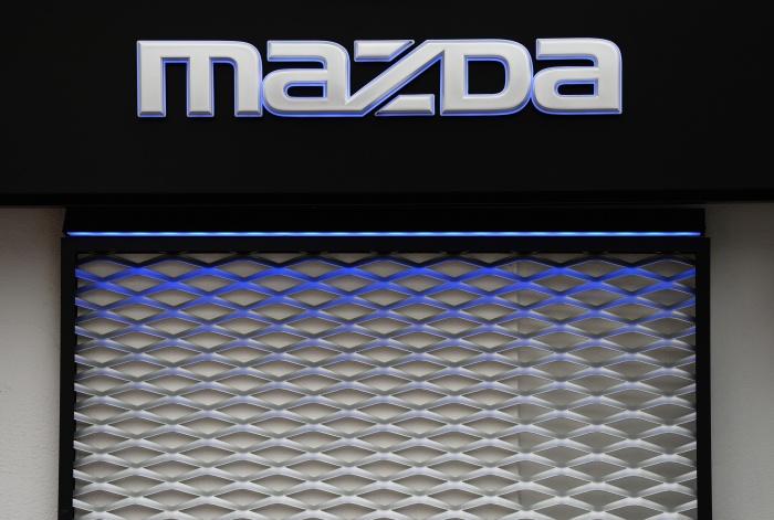 Mazda stellt neues Design für Autohäuser vor. Ein durchgängiges Gestaltungskonzept fehlt jedoch