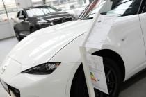 Händlersignalisation Mazda Motors Deutschland