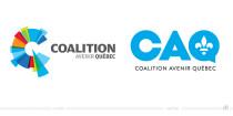 Coalition Avenir Québec – vorher und nachher