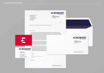 Eurosport Corporate Stationery