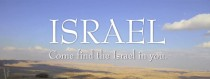 Israel – Come find the Israel in you