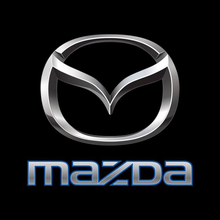 Mazda poliert sein Markenzeichen auf