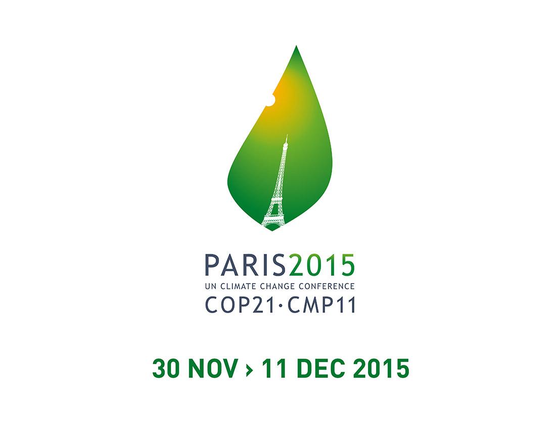 UN-Klimakonferenz 2015 Logo – Design Tagebuch