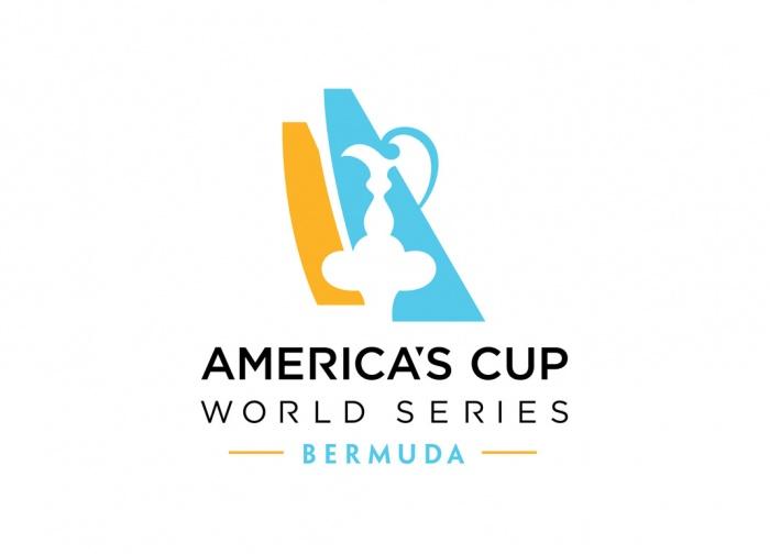 Logo zum America's Cup 2017 in Bermuda