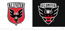 D.C. United Logos – vorher und nachher