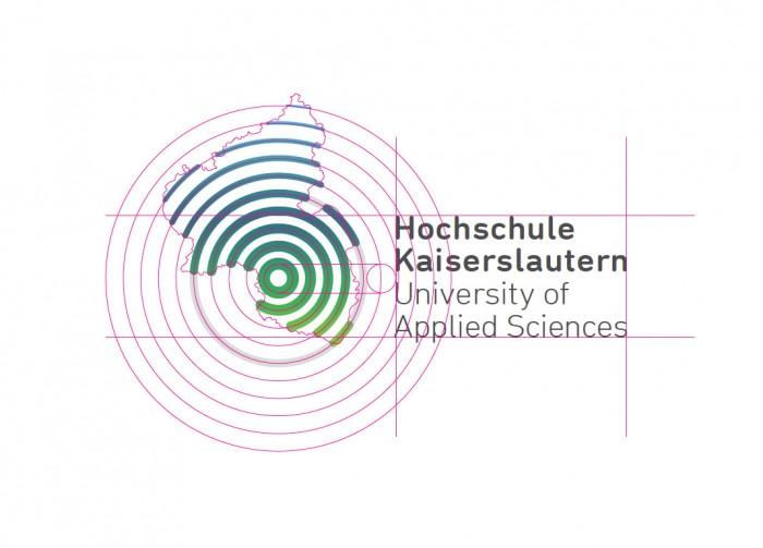 Hochschule Kaiserslautern Logo-Architektur