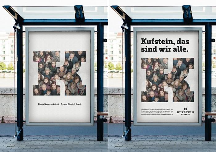 Kufstein Corporate Design