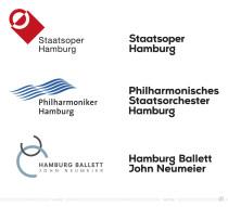 Staatsoper Hamburg Logos – vorher und nachher
