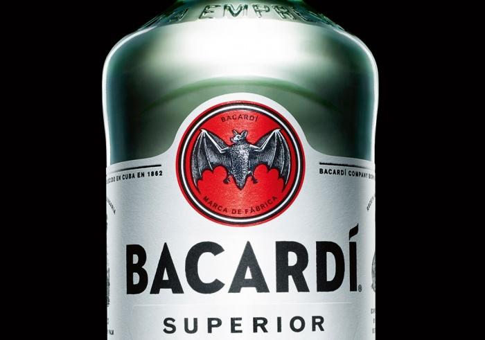 BACARDÍ führt neues Flaschen- und Etikettendesign ein