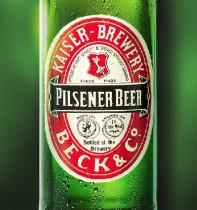 Beck's Etikett von 1876
