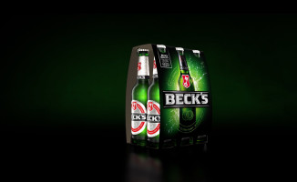 Beck's Sixpack Design