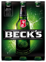Beck's Verpackung