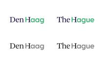 Den Haag Logos