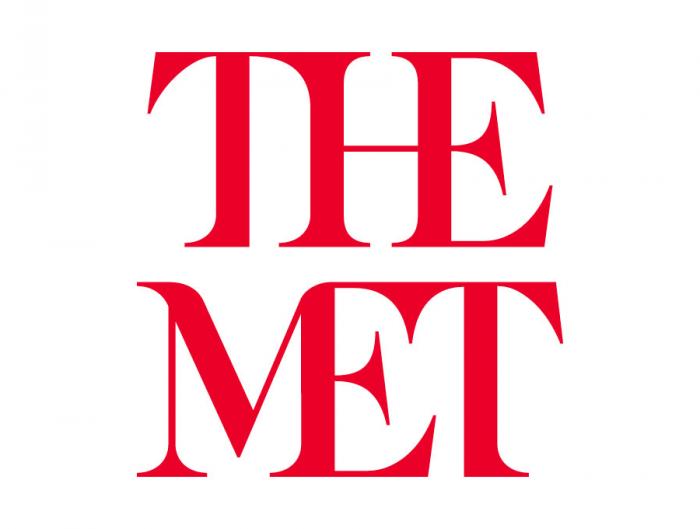 Metropolitan Museum of Art Logo