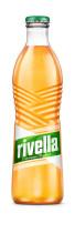 Neue 33cl Glasflasche von Rivella Gruentee.