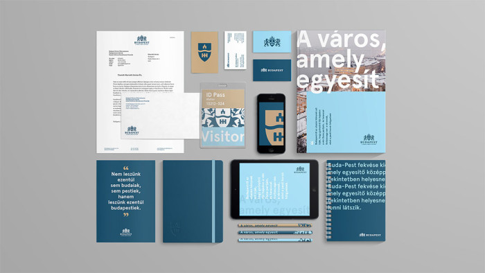 Budapest Corporate Design