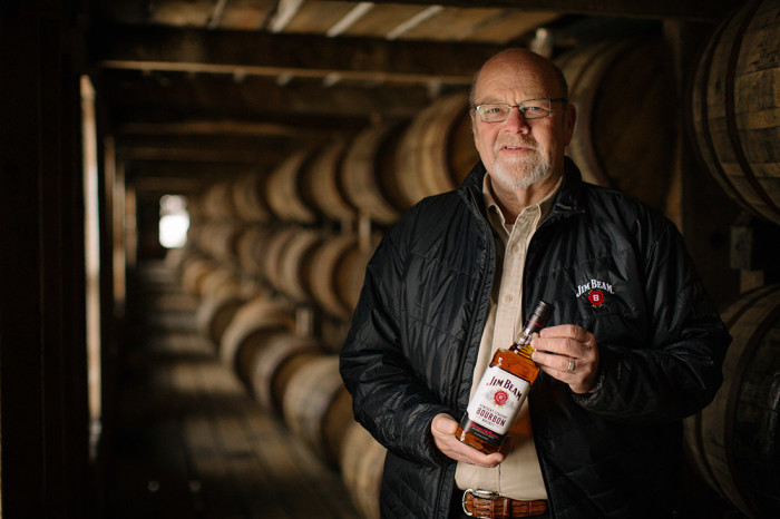 Fred Now – New Jim Beam White