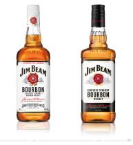 Jim Beam Bourbon Whiskey – vorher und nachher