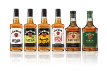 Jim Beam new range