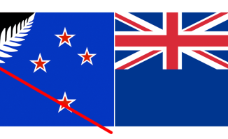 Neuseeland Nationalflagge