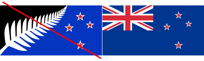Neuseeland Nationalflagge