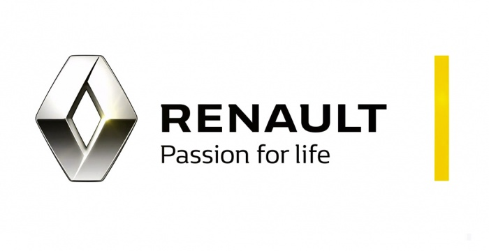 Renault Logo – Passion for life