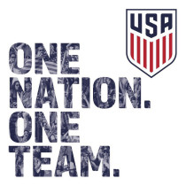 US-Soccer – One Nation One Team