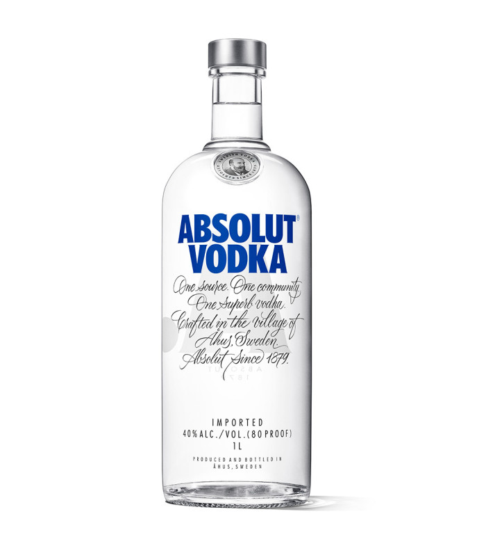 Absolut Vodka Redesign