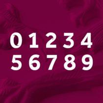 Aston Villa FC – Ziffern Design