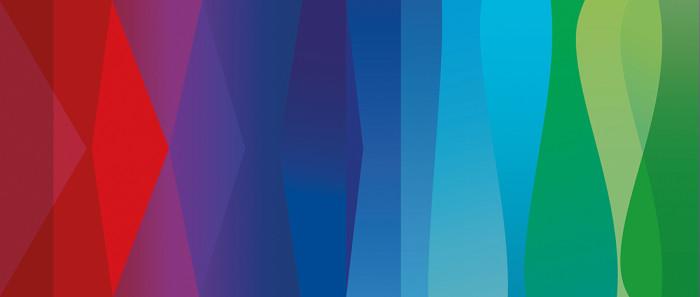 Bosch – neuer Markenauftritt, Supergraphic,